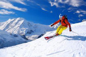 ski-smerter